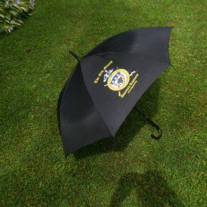 Umbrella with Regiment Coat of Arms